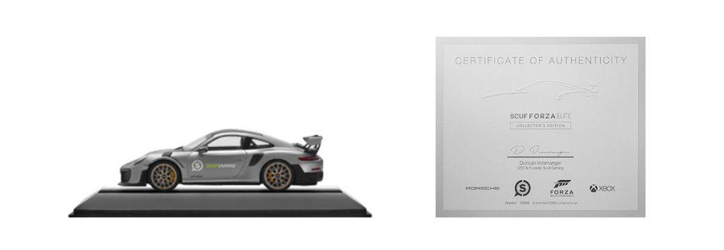 Mira los nuevos mandos de Scuf inspirados en el Porsche 911 GT2 RS
