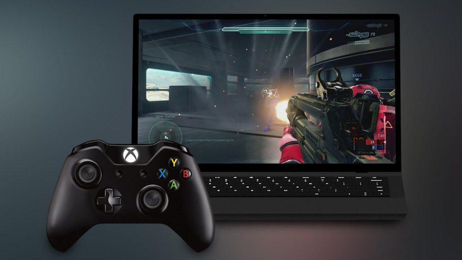 Gamiflux: Aplicación de streaming que permite ejecutar juegos de PC y emuladores en Xbox One