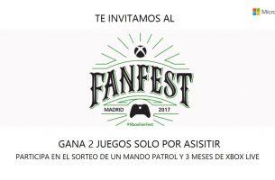 Ven a la sesión de comunidades del Xbox FanFest y llévate estos dos juegos solo por asistir
