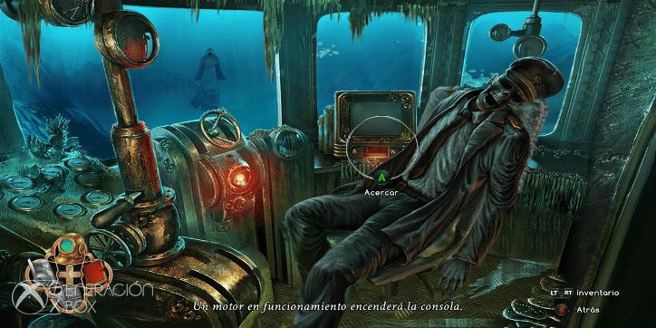 Análisis de Abyss: The Wraiths of Eden