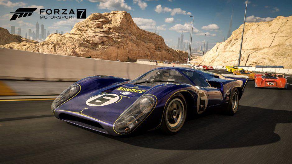 Forza Motorsport 7 mejorará varios de sus fundamentos e incluirá una nueva tienda sin Cajas de Botín
