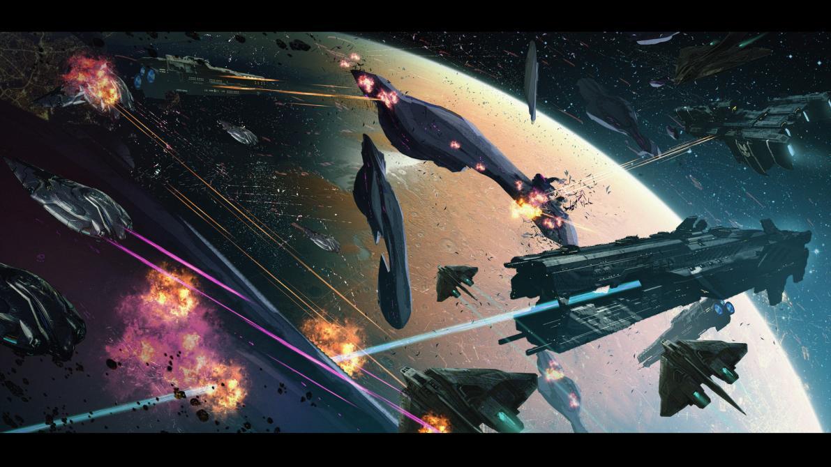 Un proyecto de Halo Wars con combates espaciales habría sido rechazado 1