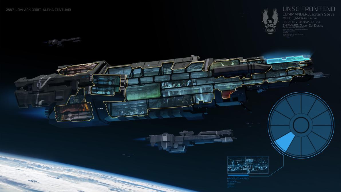 Un proyecto de Halo Wars con combates espaciales habría sido rechazado 6