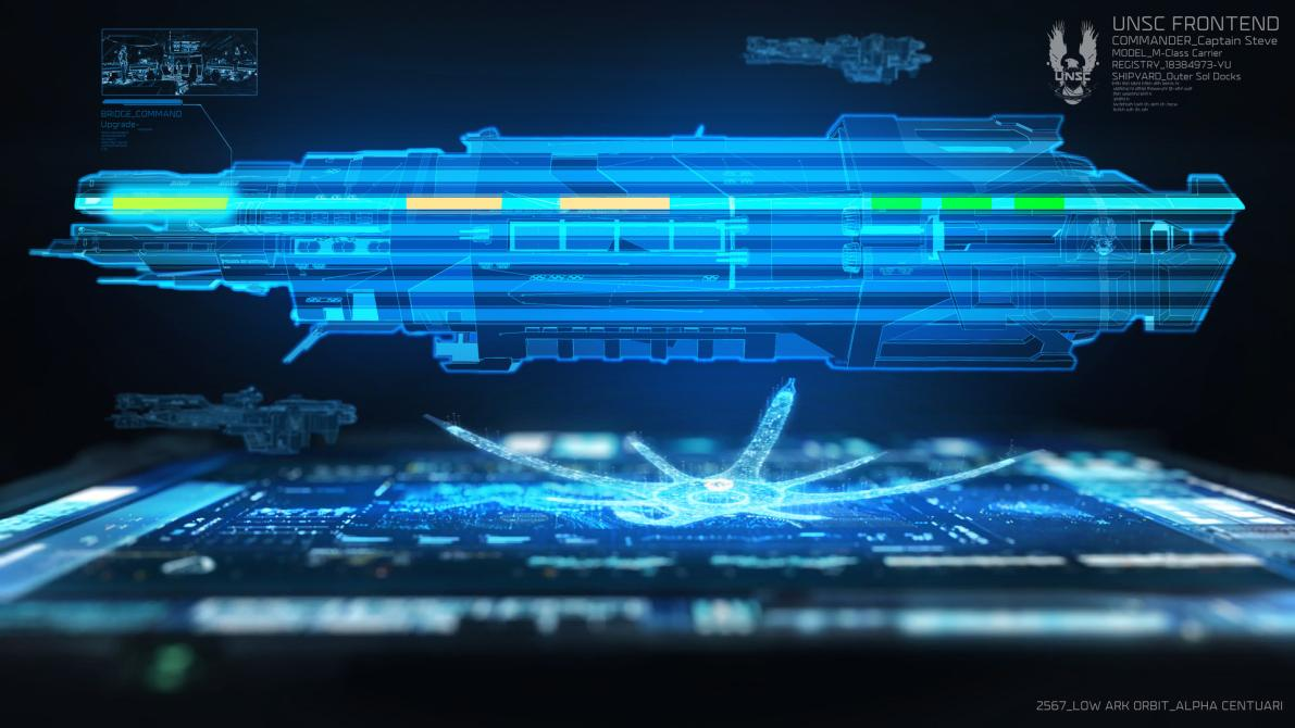 Un proyecto de Halo Wars con combates espaciales habría sido rechazado 4