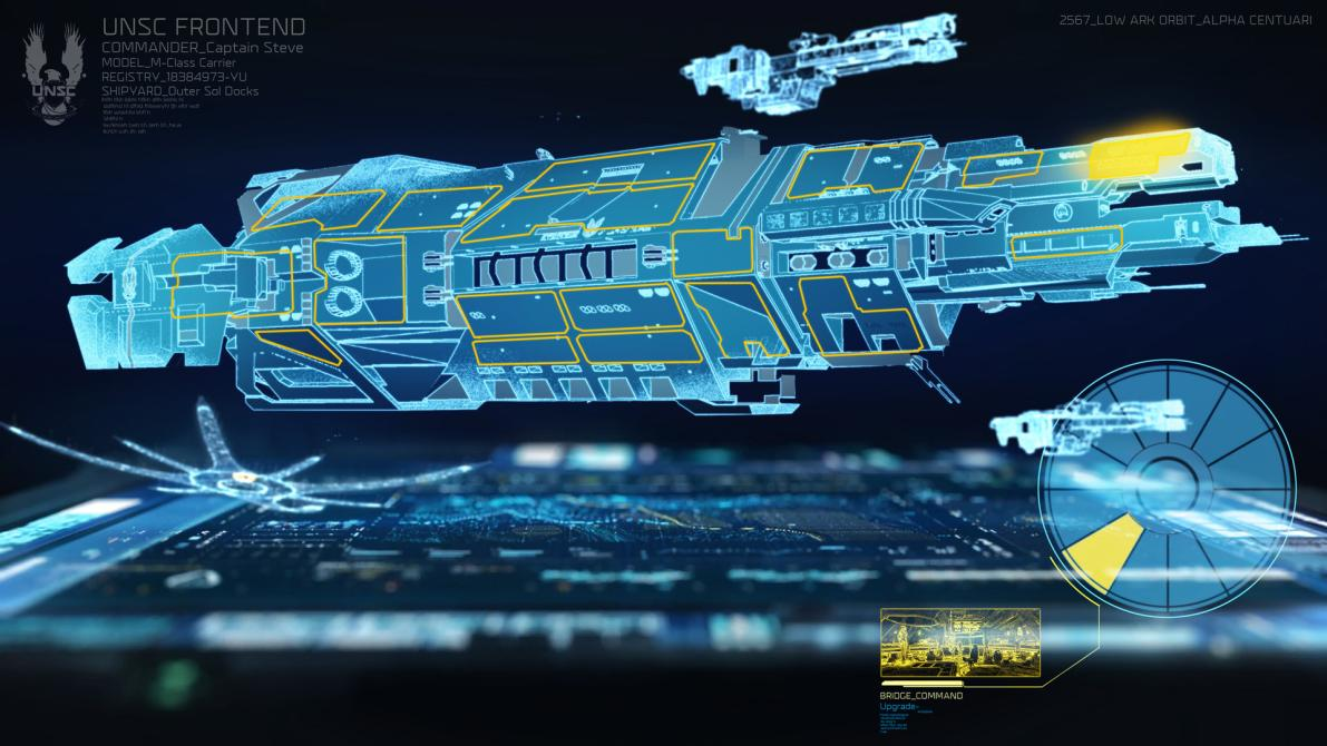 Un proyecto de Halo Wars con combates espaciales habría sido rechazado 3