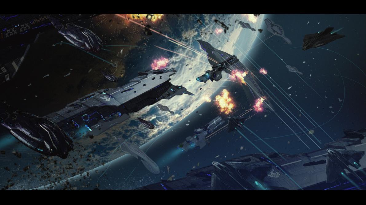 Un proyecto de Halo Wars con combates espaciales habría sido rechazado 2