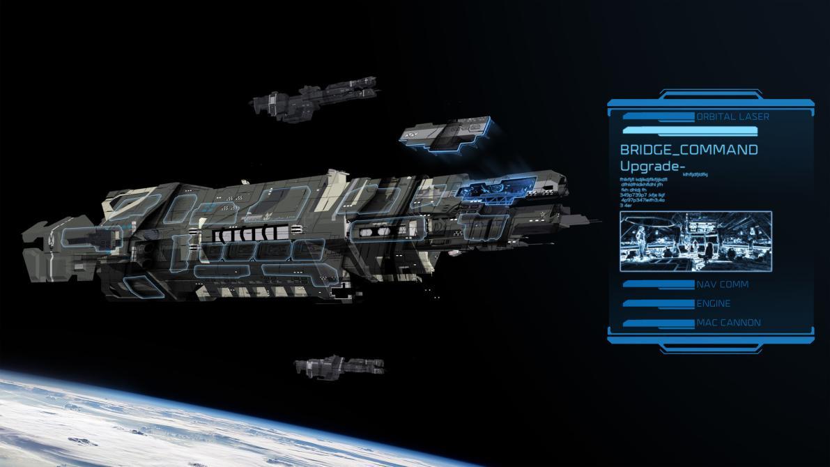 Un proyecto de Halo Wars con combates espaciales habría sido rechazado 5