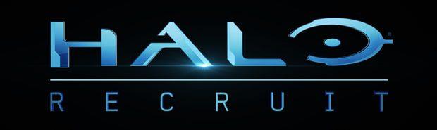 Halo Recruit Logo