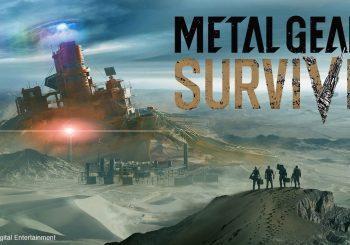 Por fin sabemos como se juega a Metal Gear Survive gracias a este trailer con gameplay