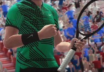 Presentado el primer teaser de Tennis World Tour para Xbox One