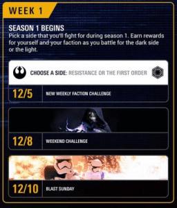 Fecha de lanzamiento del primer DLC gratuito de Star Wars: Battlefront II: The Last Jedi 2