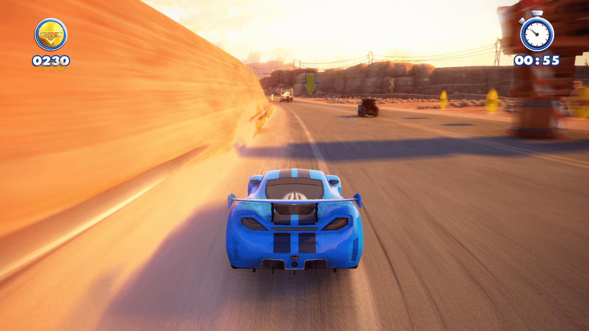 Rush: una aventura Disney Pixar