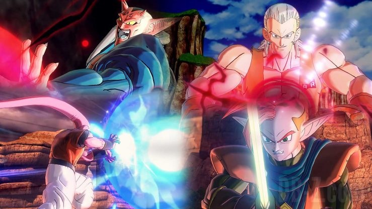 Dragon Ball Xenoverse 2 se renueva gratis con el modo Hero Colosseum