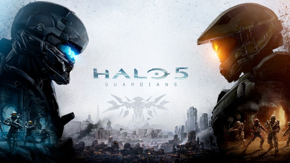 Halo 5: Guardians se muestra a pantalla partida en el Inside Xbox