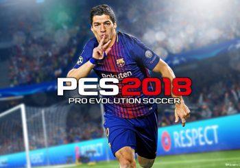 Sorteamos una copia digital de PES 2018 para Xbox
