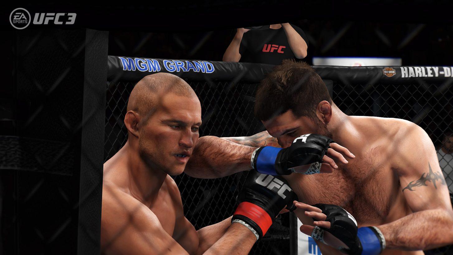 UFC 3 contará con importantes mejoras en el sistema de combate 2