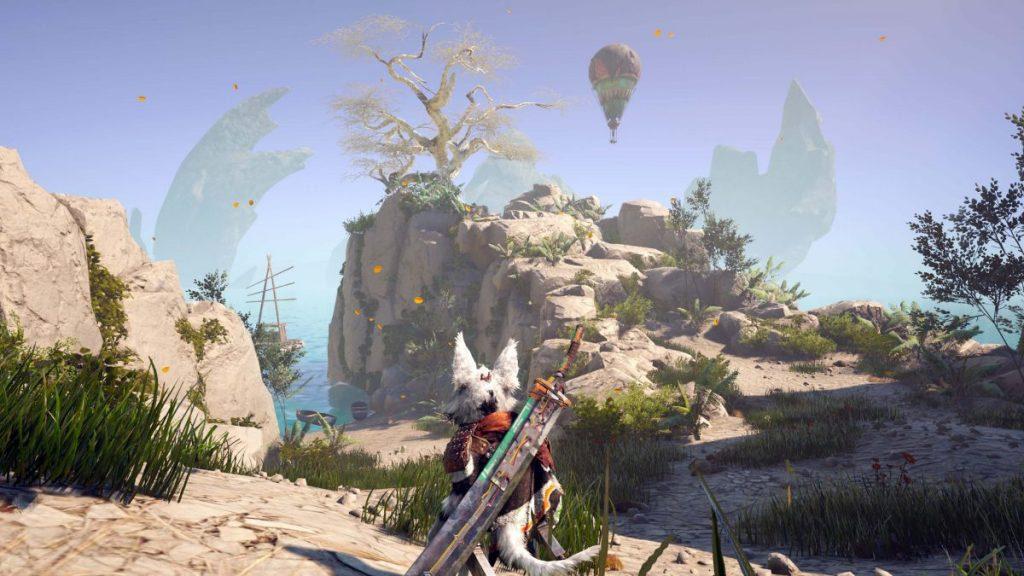 Nuevas e impresionantes capturas de pantalla de Biomutant