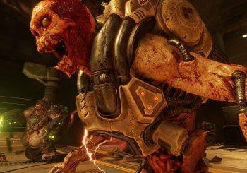 El parche para Xbox One X de Doom llegará muy pronto