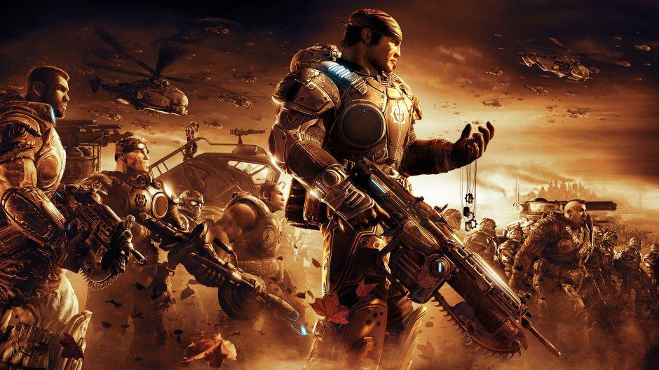 Digital Foundry: Retrospectiva de la saga Gears y análisis técnico de Gears Of War 2 en Xbox One X