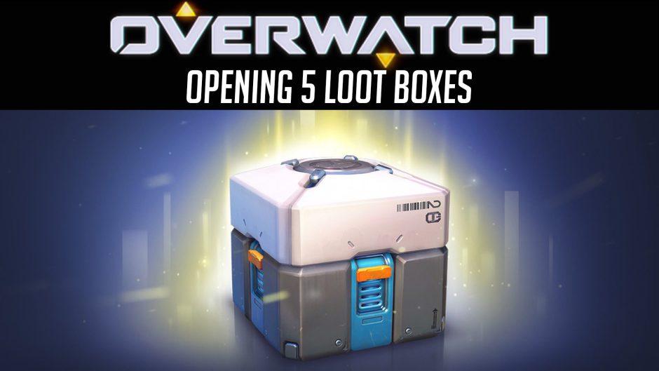 Los Loot boxes podrían tener los días contados en España