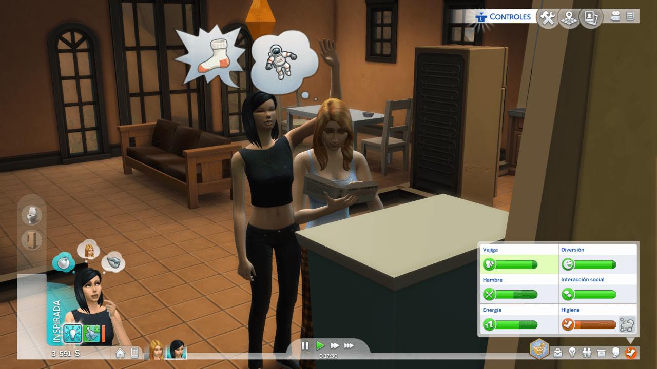 Análisis de Los Sims 4