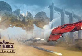 Sky Force Reloaded llegará a Xbox One el 9 diciembre