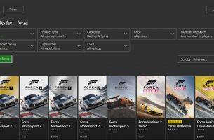 Los miembros Insider ya pueden filtrar los juegos por precio, puntuación y muchos filtros más