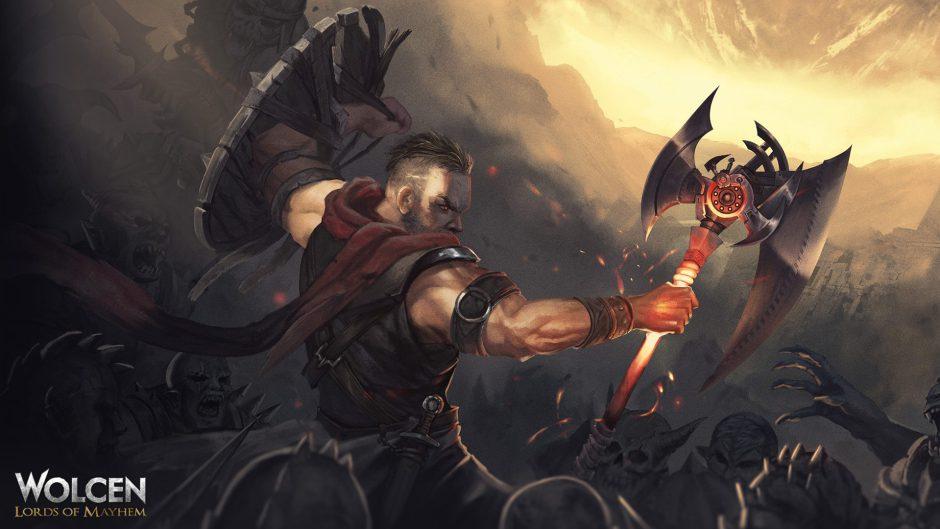 Wolcen Lords of Mayhem llegará a Xbox One