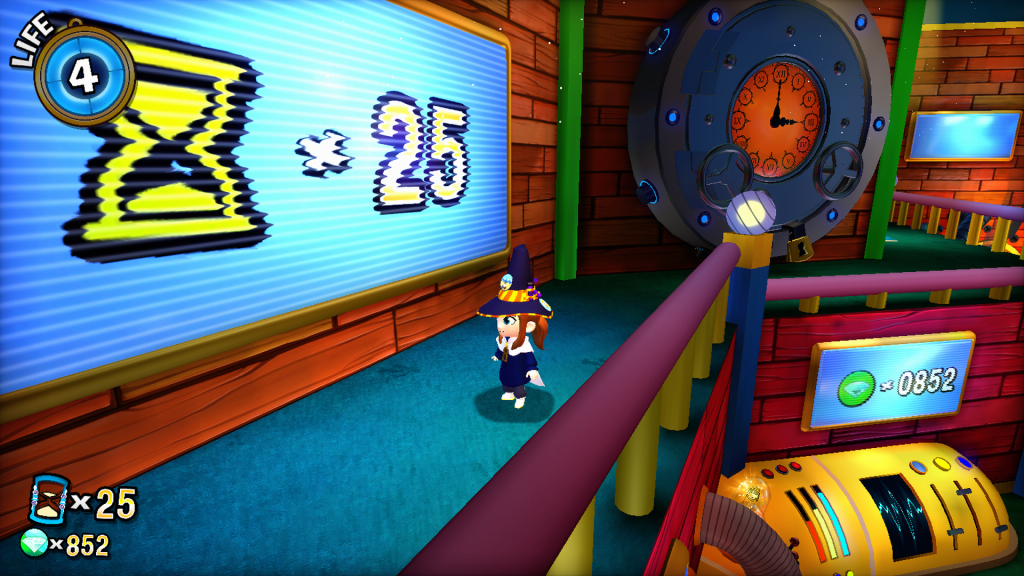 Análisis de A Hat In Time
