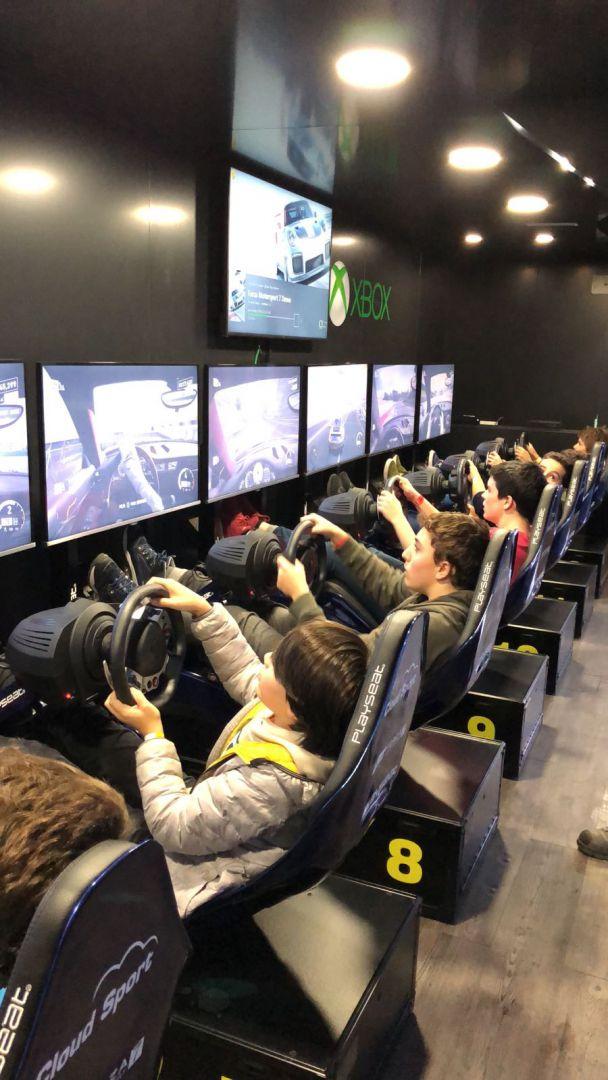 Descubre el Motor Home de Forza Motorsport 7 y Xbox One X en Fun & Serious