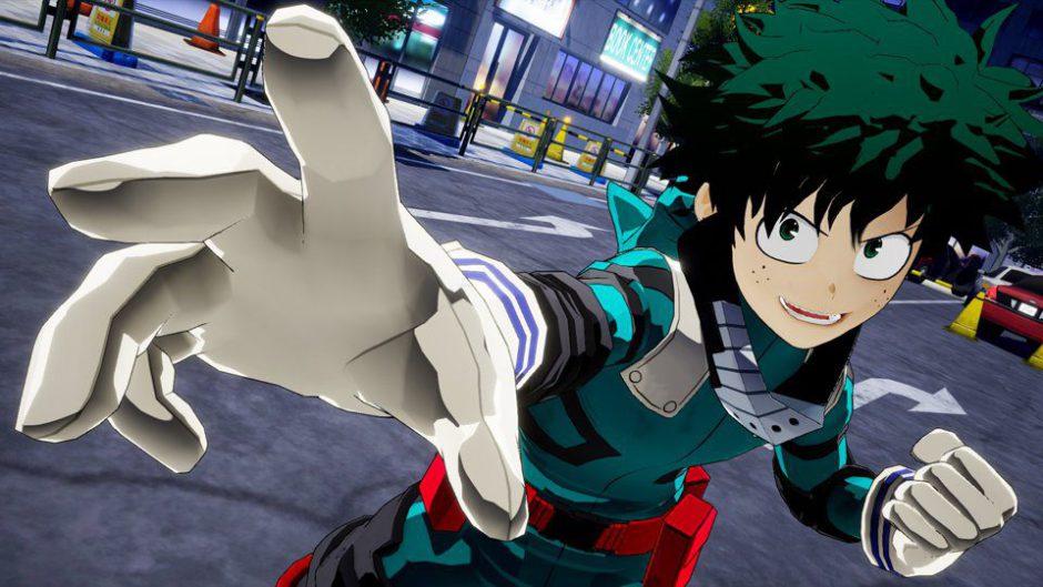 My Hero One's Justice incorporará tres nuevos personajes de la serie