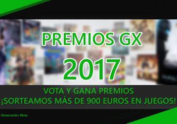 Vota en los #PremiosGX17 ¡Sorteamos más de 900 euros en juegos!