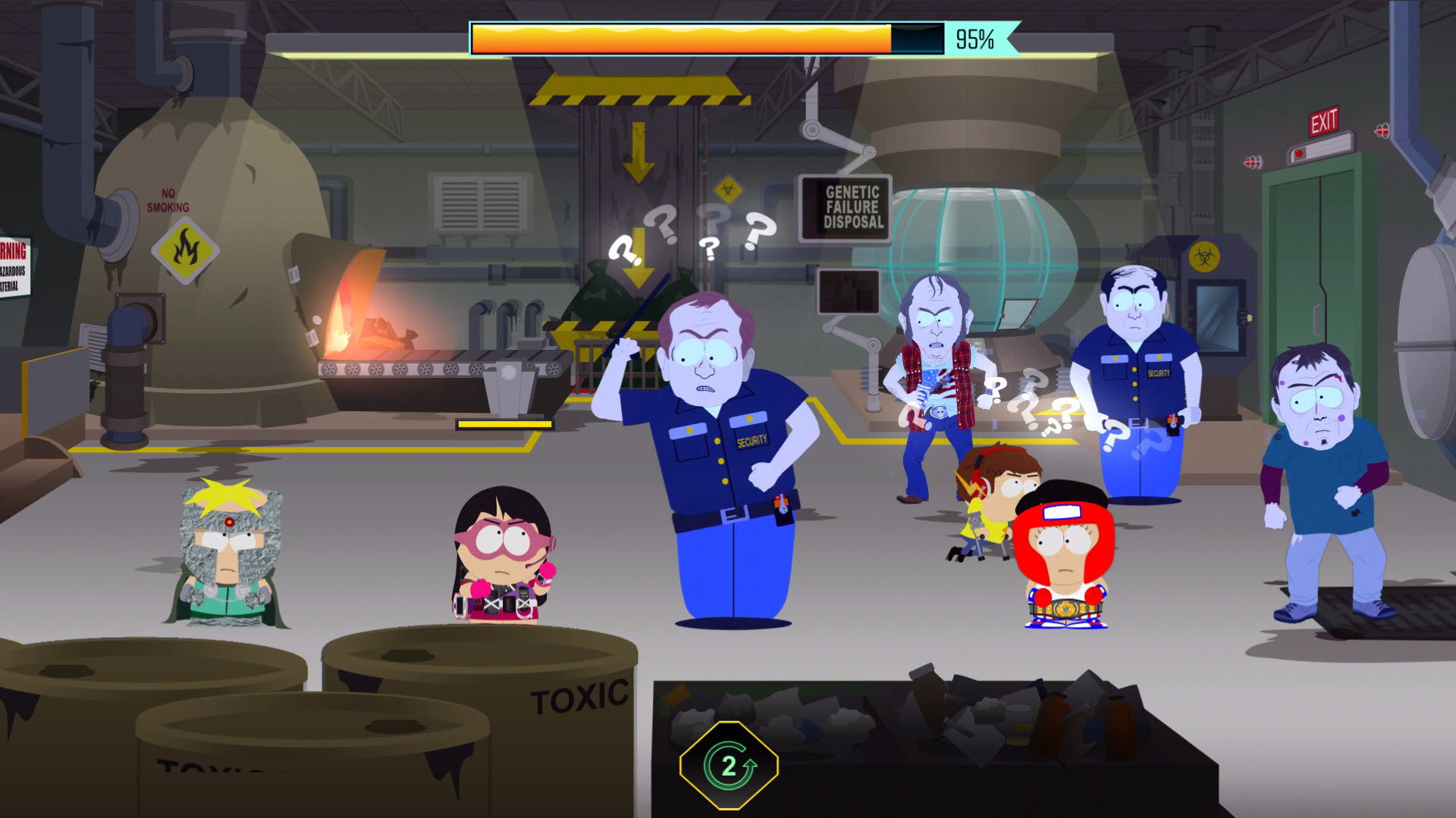 Disponible la primera expansión de South Park: Retaguardia en Peligro