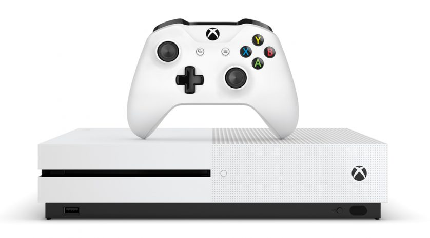 Games with gold Xbox One S