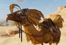Ya disponible la misión gratuita de Final Fantasy XV y la Prueba de los Dioses en Assassin's Creed Origins