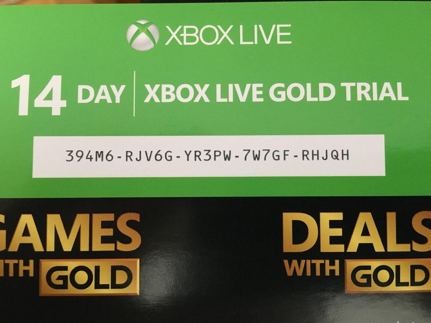 Diez Anos Despues Los Codigos De Xbox Live Siguen Funcionando En Xbox