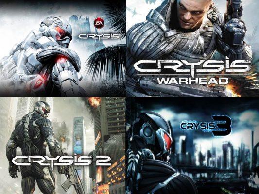 Crysis 2 celebra su décimo aniversario