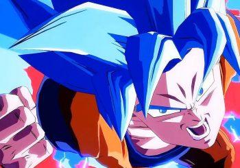 Dragon Ball FighterZ: El poder de Son Goku en Super Saiyan Blue