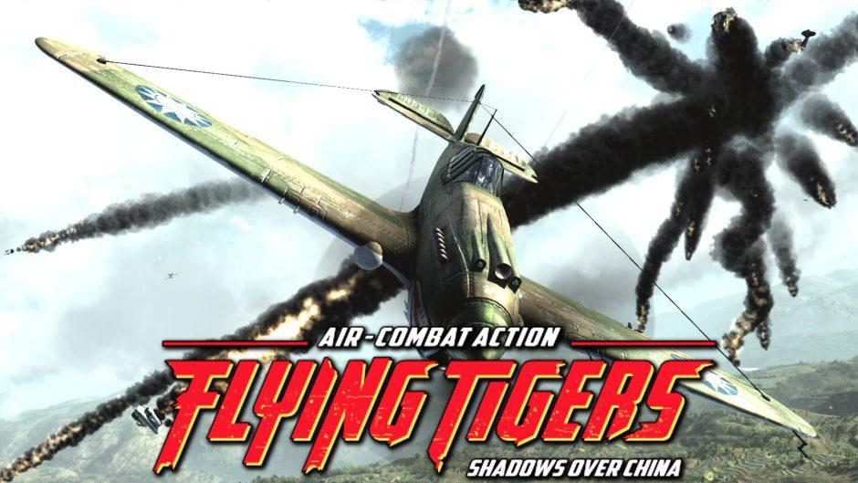 Flying Tigers: Shadows Over China llegará a Xbox One a primeros de enero