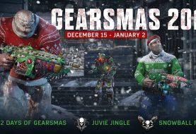 """Ya disponible """"Gearsmas 2017"""", el evento de navidad de Gears of War 4"""