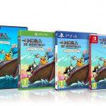 Hora de Aventuras: Piratas de Enchiridión llegará a Xbox One