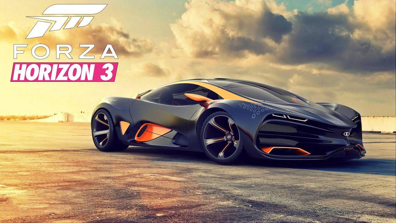 Forza Horizon  Car Stays Locked