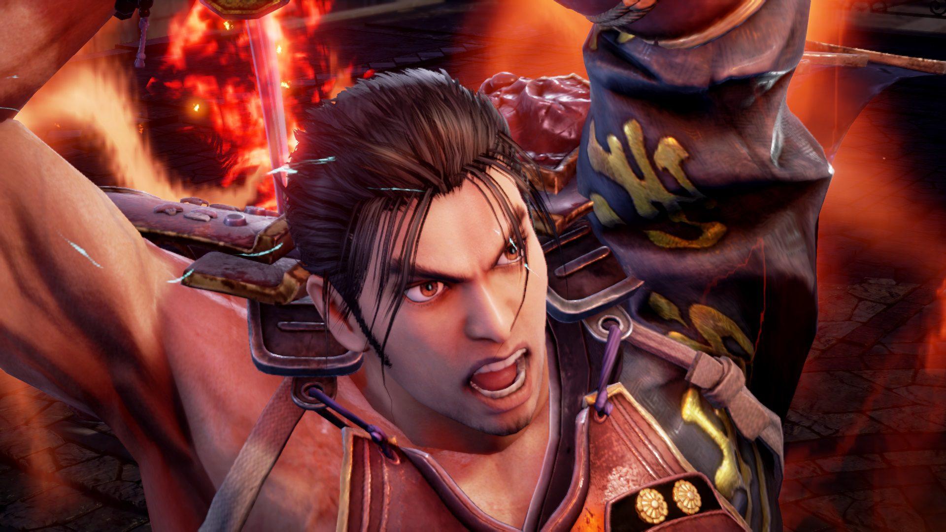 Nuevas imágenes de Soul Calibur VI