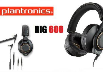 Análisis de los auriculares Plantronics RIG 600 con Dolby Atmos