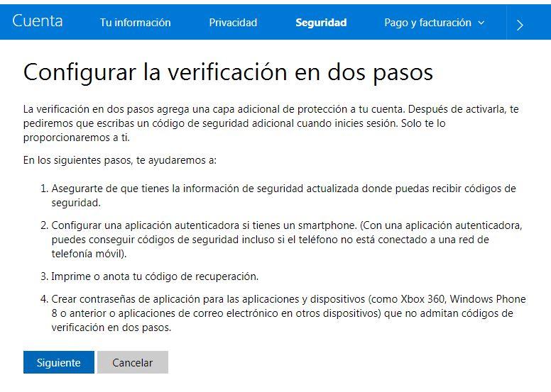 Tutorial rápido: Como identificar intentos de acceso a tu cuenta de Microsoft