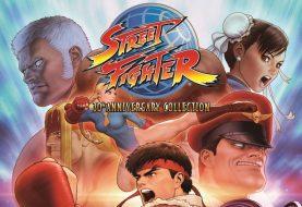 Street Fighter 30th Anniversary Collection llegará a Xbox One en mayo de  2018