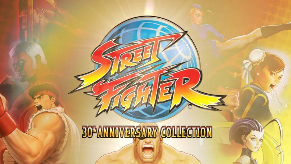 No te pierdas este vídeo retrospectivo de la historia de Street Fighter