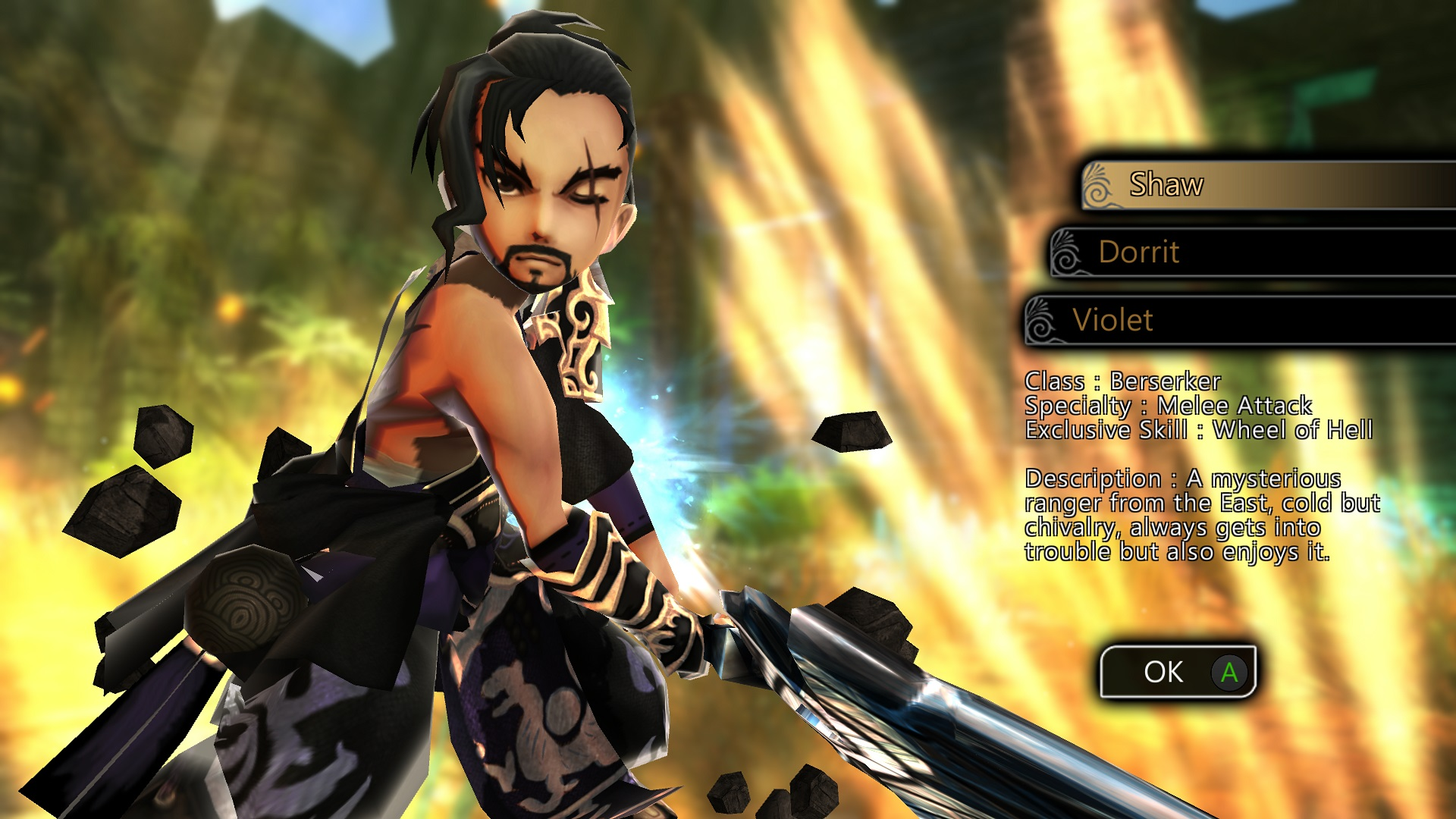 world ii hunting boss
