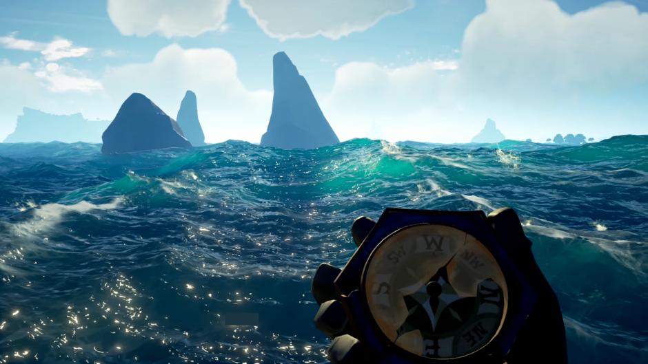 La beta cerrada de Sea of Thieves ya es Xbox Play Anywhere y podremos probar sus funciones