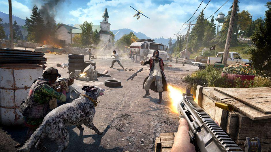 Far Cry 5 será gratuito en Xbox este fin de semana